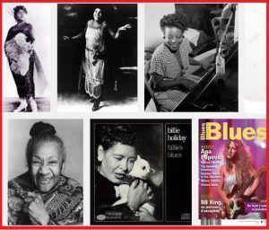 Blues clásico femenino
