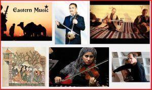 Música de Oriente medio