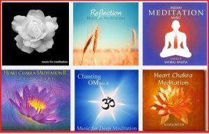 Música para la meditación