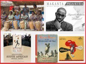 Música tradicional de África