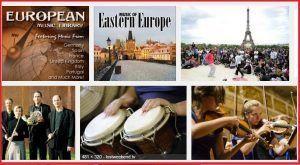 Música tradicional de CentroEuropa