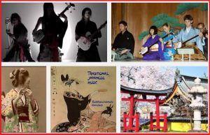 Música tradicional japonesa
